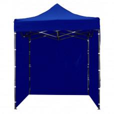 Namiot handlowy AGA 3S POP UP 2 x 2 m niebieski Preview