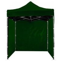 Namiot handlowy AGA 3S POP UP 2 x 2 m zielony