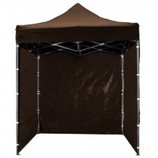 Namiot handlowy AGA 3S POP UP 2 x 2 m brązowy Preview