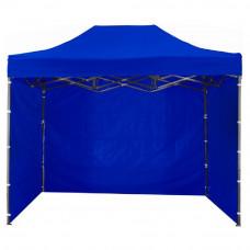 Namiot handlowy AGA 3S POP UP 2 x 3 m niebieski Preview