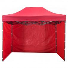 Namiot handlowy AGA 3S POP UP 2 x 3 m czerwony Preview