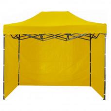 Namiot handlowy AGA 3S POP UP 2 x 3 m żółty Preview
