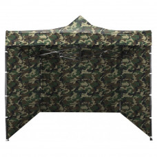 Namiot handlowy AGA 3S POP UP 3 x 3 m panterka Preview