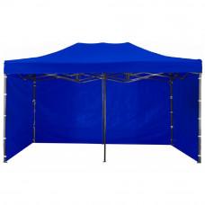 Namiot handlowy AGA 3S POP UP 3 x 6 m niebieski Preview