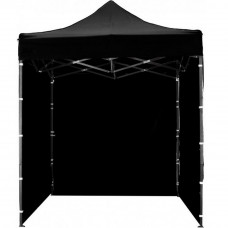 Namiot handlowy AGA 3S POP UP 2 x 2 m czarny Preview