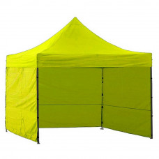Namiot handlowy AGA 3S POP UP 3 x 3 m żółty Preview