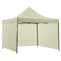 Namiot handlowy AGA 3S POP UP 3 x 3 m beżowy