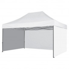 Namiot handlowy AGA 3S POP UP 3 x 4,5 m biały Preview