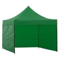 Namiot handlowy AGA 3S POP UP 3 x 3 m zielony
