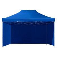 Namiot handlowy AGA 3S POP UP 3 x 4,5 m niebieski