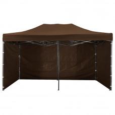 Namiot handlowy AGA 3S POP UP 3 x 6 m brązowy Preview