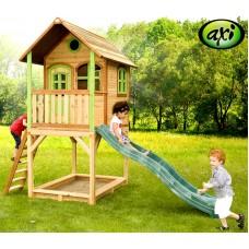 Domek Ogrodowy dla Dzieci SARAH axi 118 x 172 x 290 cm Preview