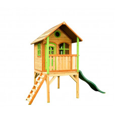 Domek ogrodowy AXI Laura dla dzieci, drewniany Preview