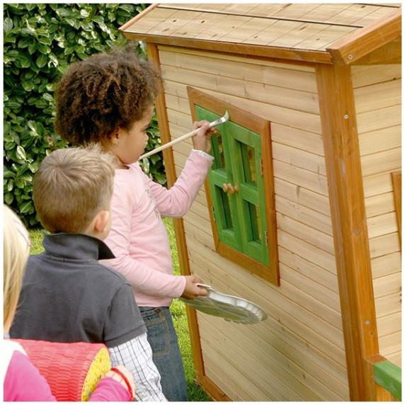 Domek ogrodowy AXI Jesse dla dzieci, drewniany