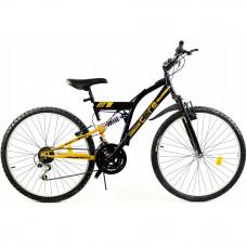 Rower górski 26'' Goetze Core czarny-żółty Preview