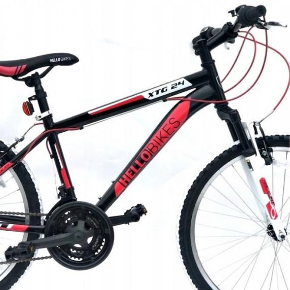 Rower dziecięcy górski XTG24
