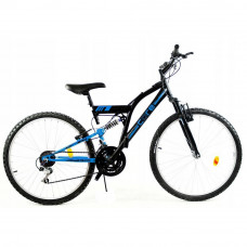 Rower górski 26'' Goetze Core czarny-niebieski Preview