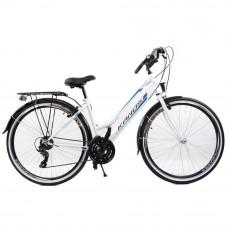 """Rower miejski Kands Galileo Lady 28"""" biały-niebieski Preview"""