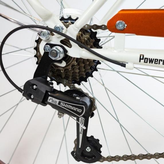 Rower miejski Retro 26
