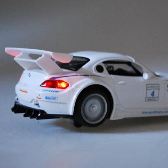 Auto RC sportowe BMW Z4 GT3, zdalnie sterowane, skala 1:24