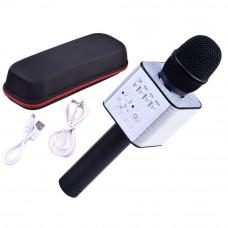 Mikrofon bezprzewodowy Inlea4Fun INOX, bluetooth z głośnikiem, czarny