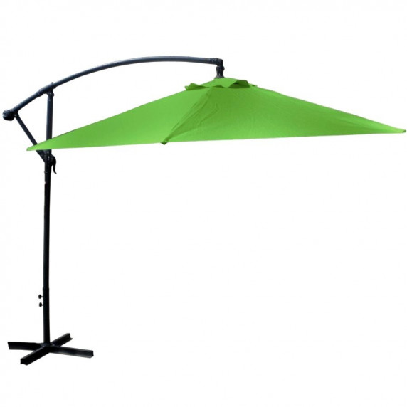 Parasol ogrodowy Linder Exclusive 300 cm zielony