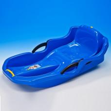 Sanki Speed Bob z hamulcami, niebieskie Preview