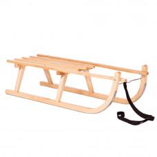 Sanki drewniane GROŃ Inlea4Fun, bez oparcia 90 cm Preview