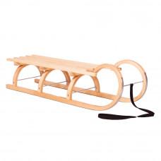 Sanki drewniane BARANIE ROGI Inlea4Fun, 120 cm Preview