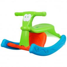 Bujak dla dzieci i krzesełko 2 w 1 Rocking Chair z melodyjką i światłami Preview