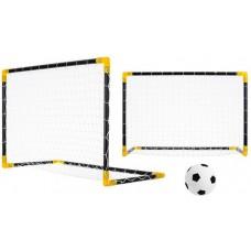 Bramka piłkarska Spartan Mini Goal, zestaw: 2 bramki +piłka Preview