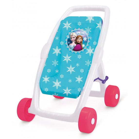 Wózek spacerowy dla lalek Smoby Kraina Lodu  niebieski 254145